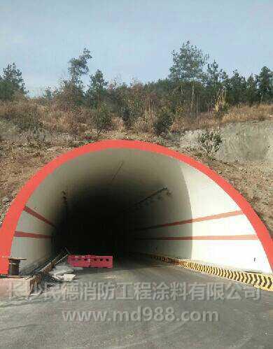 湖北郧十高速隧道2