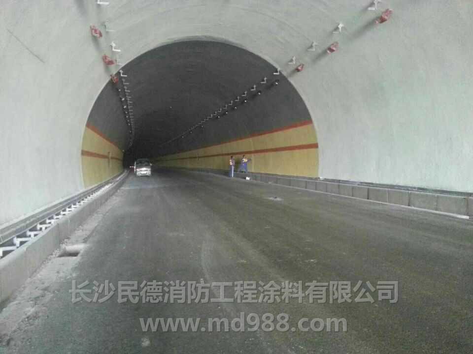 湖北郧十高速隧道3