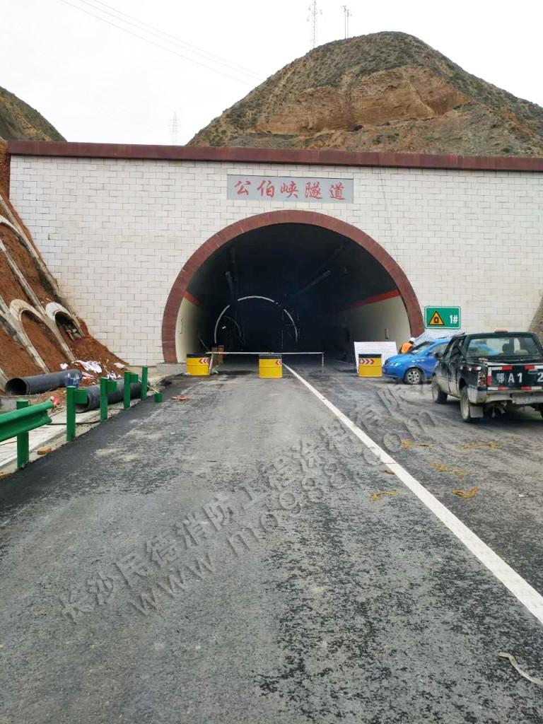 青海循隆高速隧道